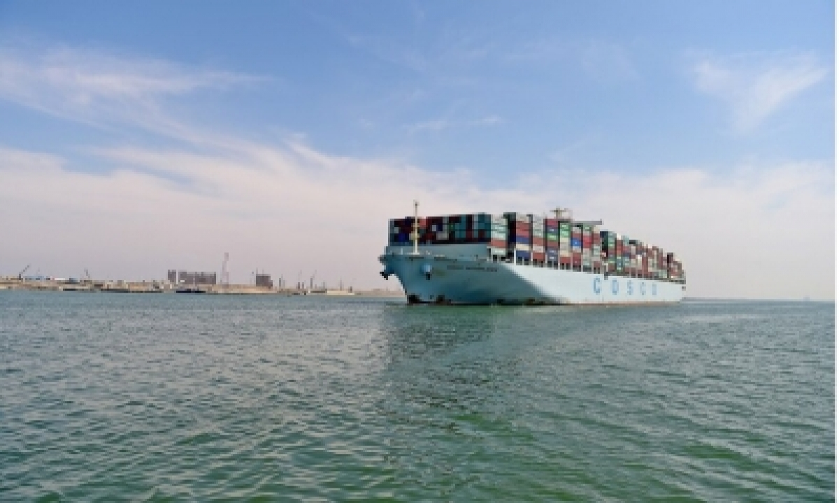 Suez Canal Disruption Opens Door For India-backed North South Corridor As Alternative-TeluguStop.com