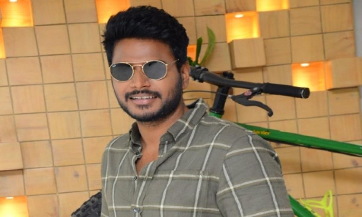 Sundeep Kishan Announces New Film On Birthday-TeluguStop.com