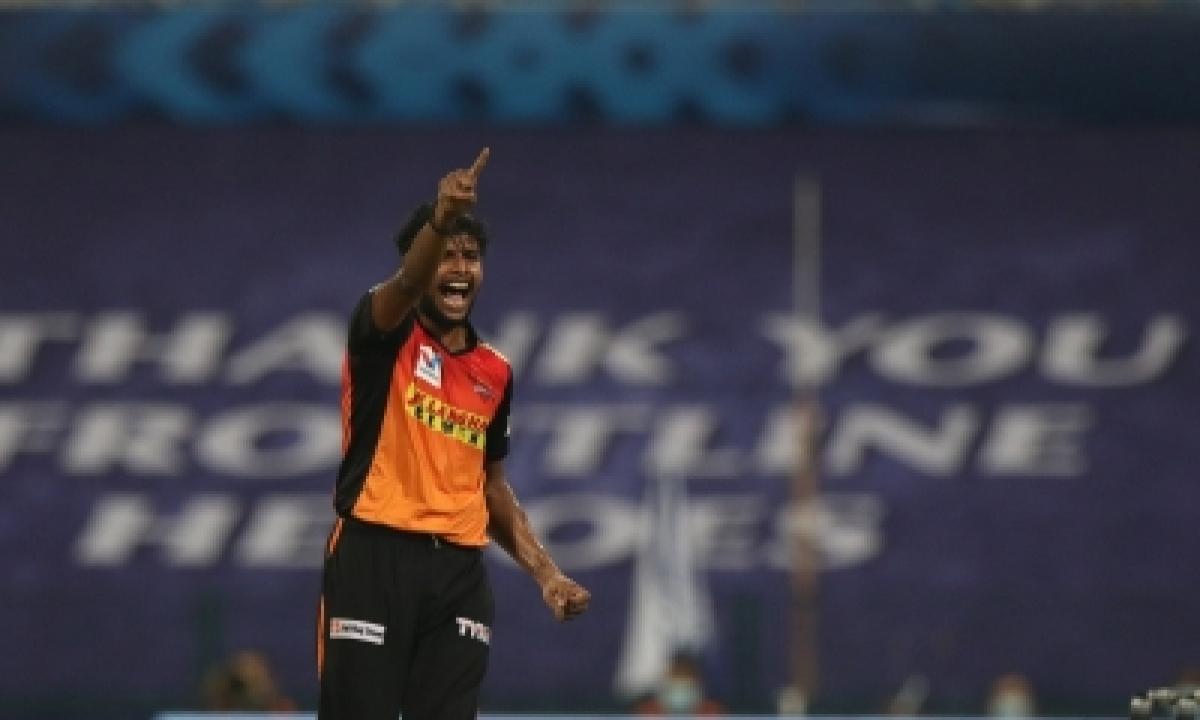 Sunrisers Hyderabad's Natarajan Tests Covid+; Match To Go Ahead-TeluguStop.com