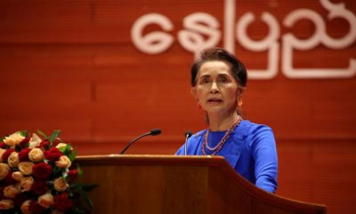 Suu Kyi Demands In-person Meeting With Lawyers-TeluguStop.com