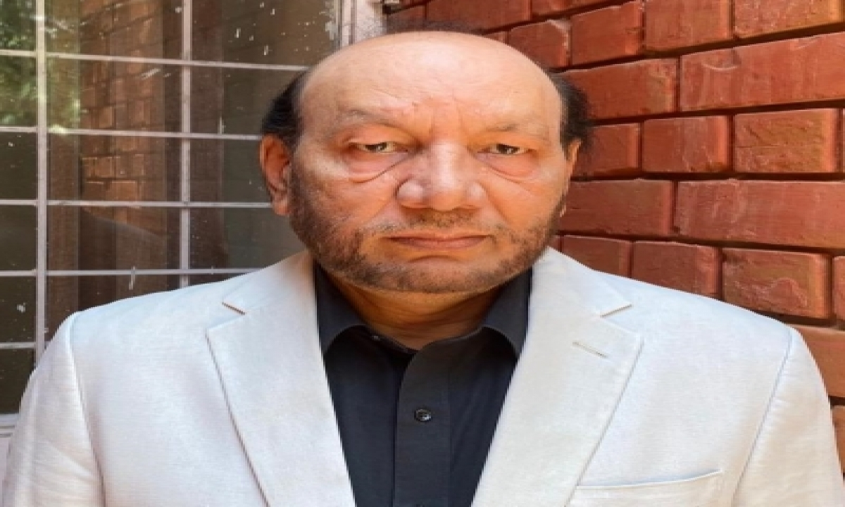 Syed Ainul Hasan New Vice Chancellor Of National Urdu University-TeluguStop.com
