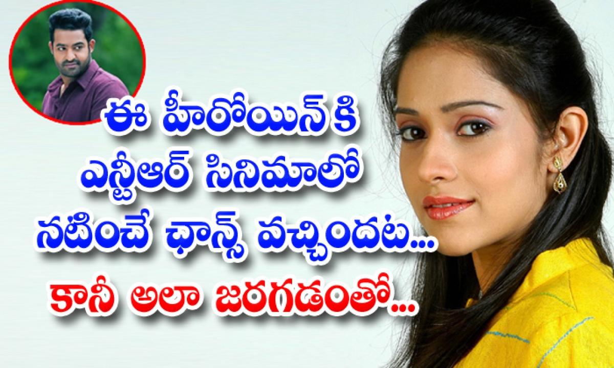 Telugu Taj Mahal Movie Fame Sruthi Got Chance In Ntr Movie But-ఈ హీరోయిన్ కి ఎన్టీఆర్ సినిమాలో నటించే ఛాన్స్ వచ్చిందట… కానీ అలా జరగడంతో….-Latest News - Telugu-Telugu Tollywood Photo Image-TeluguStop.com