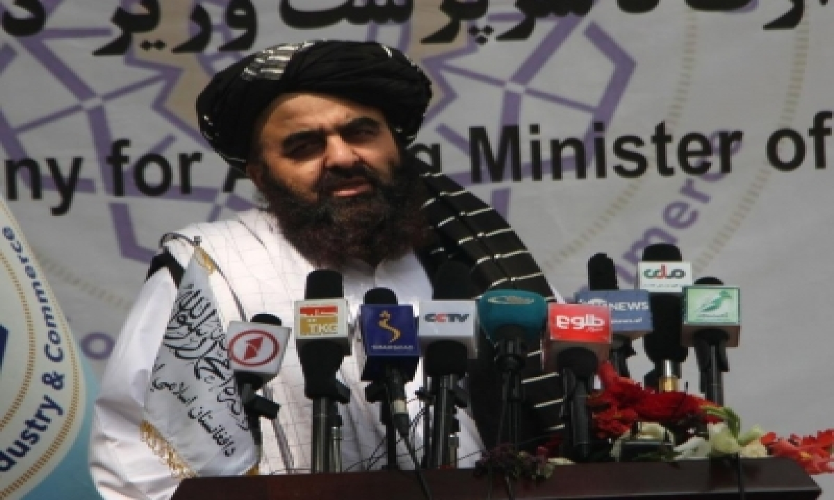 Talks With Us To Continue If Necessary: Taliban – International,,south Asia-TeluguStop.com