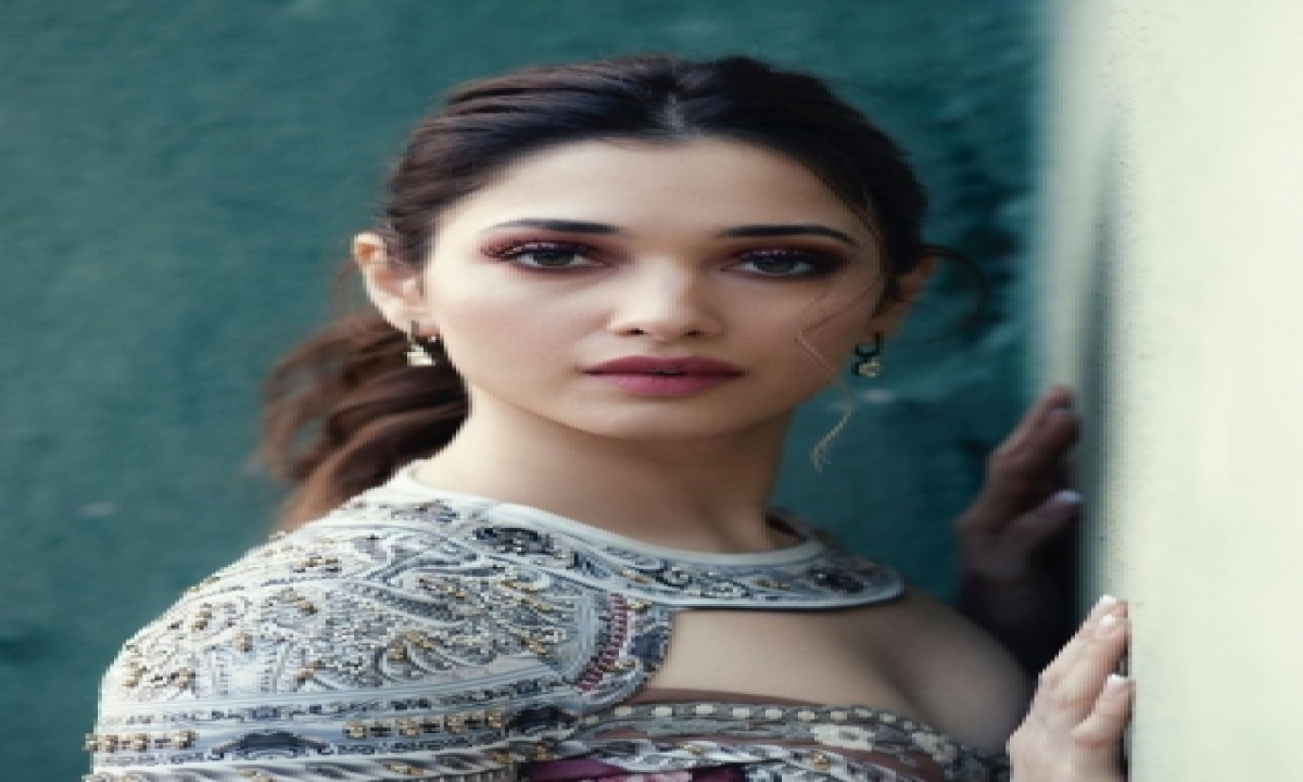 Tamannaah Comes To Grips With 'telangana Dialect' For 'seetimaarr'-TeluguStop.com