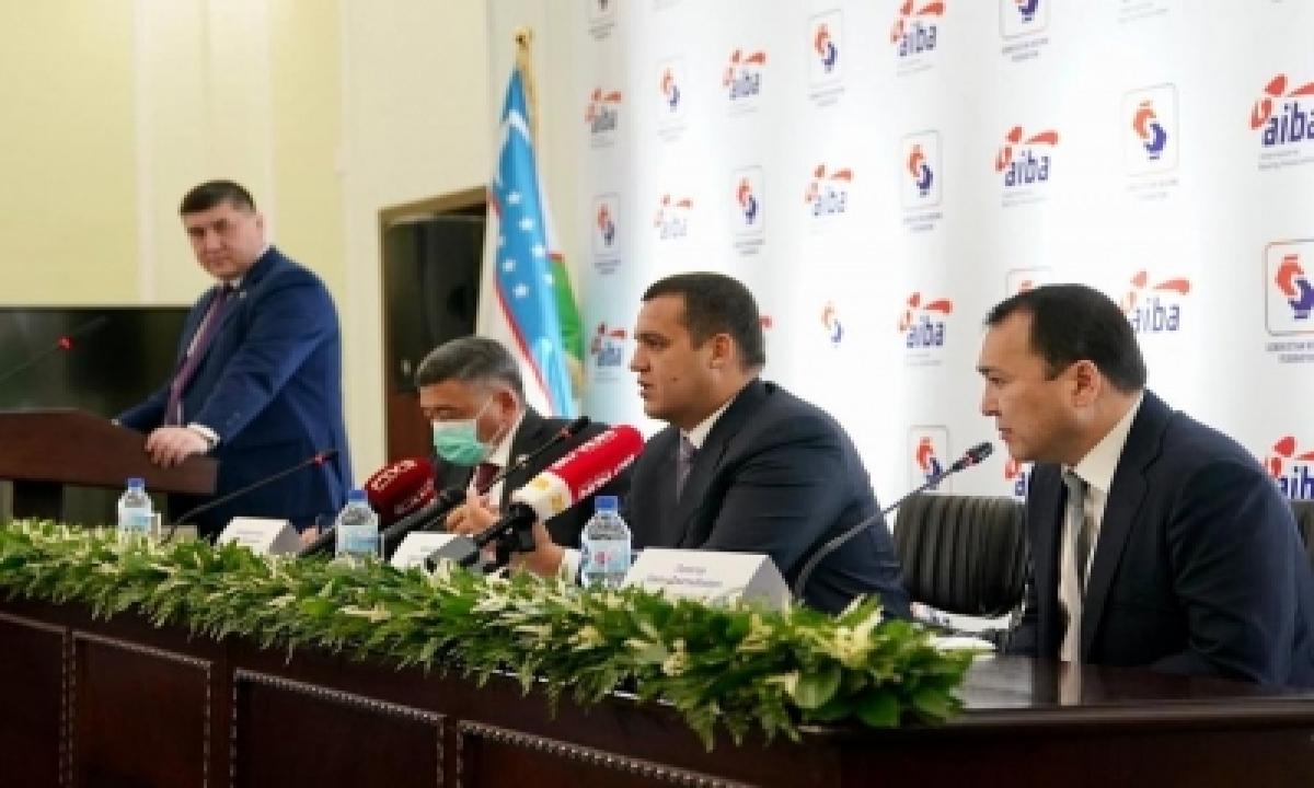 Tashkent To Host 2023 Men's Boxing World Championships-TeluguStop.com
