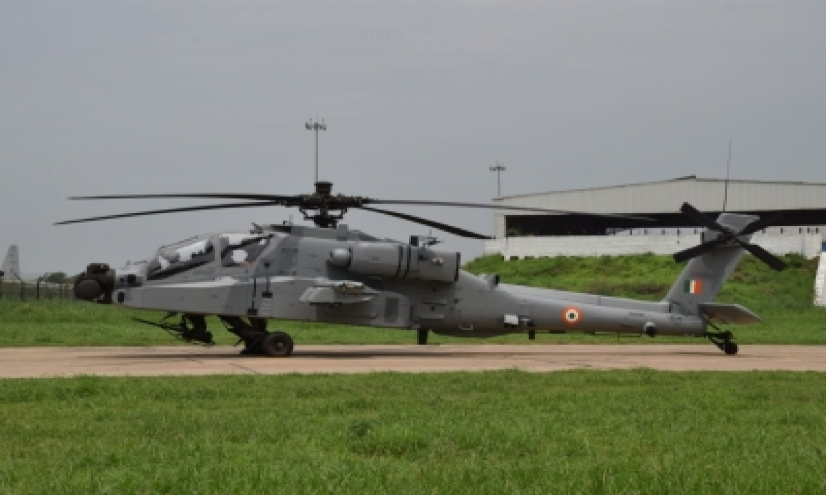 Tata, Boeing Hyd Plant Delivers 100th Apache Chopper Fuselage-Business,Defence/Security,Politics-Telugu Tollywood Photo Image-TeluguStop.com