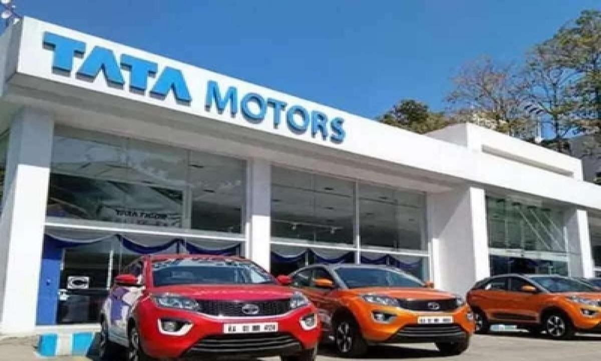 Tata Motors Powers Rise In Tata Group Stocks, Indices – Delhi   India Stock Market   Sensex Nifty News   Business,top Story-TeluguStop.com