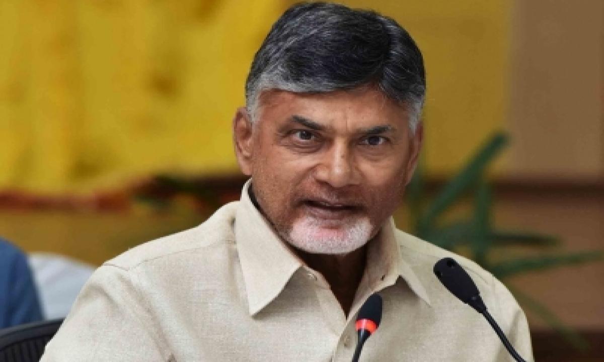 Tdp Leaders Arrested For Blocking Bogus Voters, Alleges Naidu-TeluguStop.com