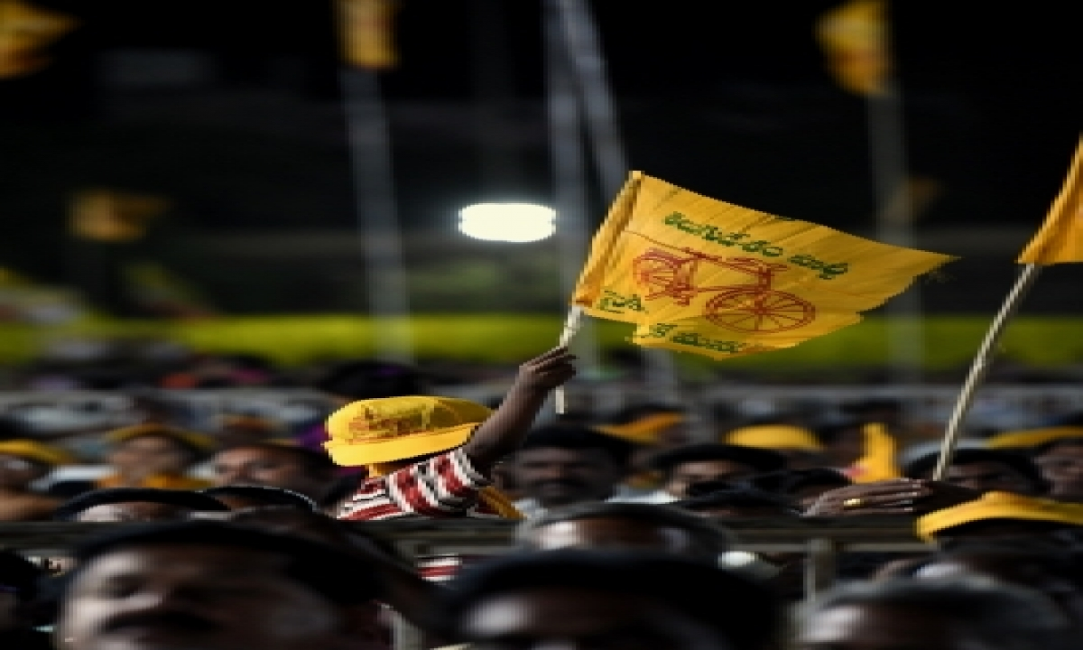 Tdp's Presence In Telangana Assembly Ends As Mlas Join Trs (lead)-TeluguStop.com