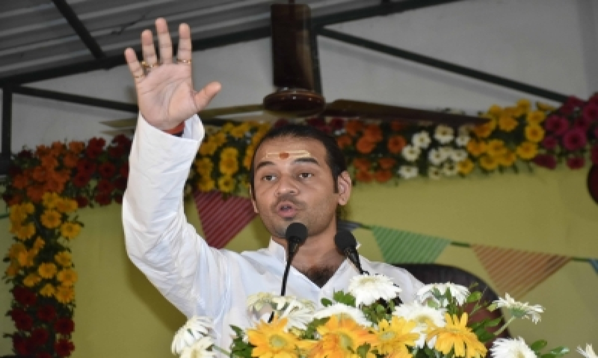 Tej Pratap Will Have No Effect On Rjd, Says Ex Mp Rama Singh – National,politics-TeluguStop.com