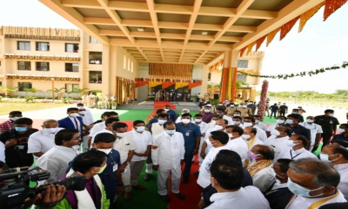 Telangana A Role Model For Other States, Says KCR-General-English-Telugu Tollywood Photo Image-TeluguStop.com
