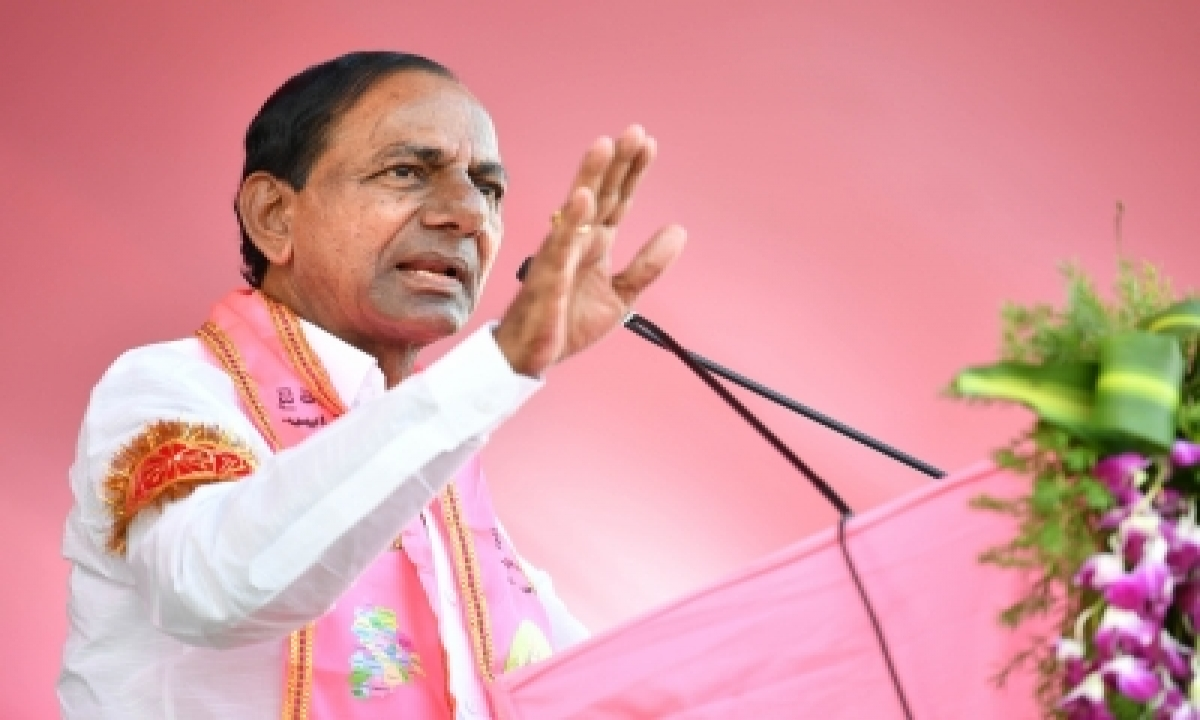 Telangana A Source Of Food Security For Country: Kcr-TeluguStop.com