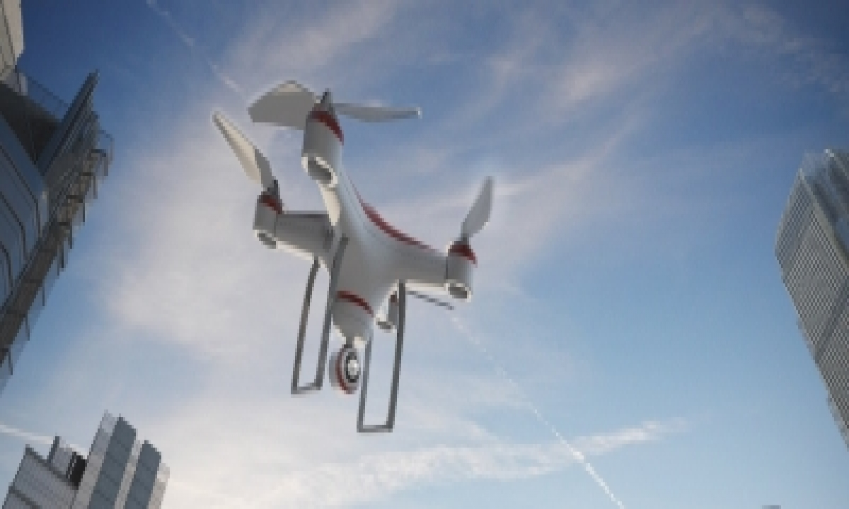 Telangana Also Gets Nod For Bvlos Drone Flights For Vaccine Delivery-TeluguStop.com