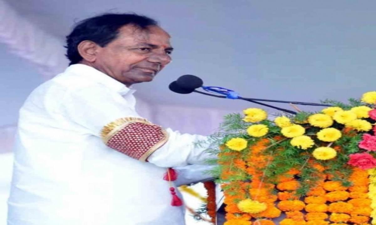 Telangana Cm Thanks People Of Nagarjuna Sagar For Bypoll Win-TeluguStop.com