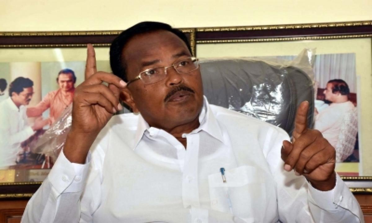 Telangana Dalit Leader Quits Bjp-TeluguStop.com
