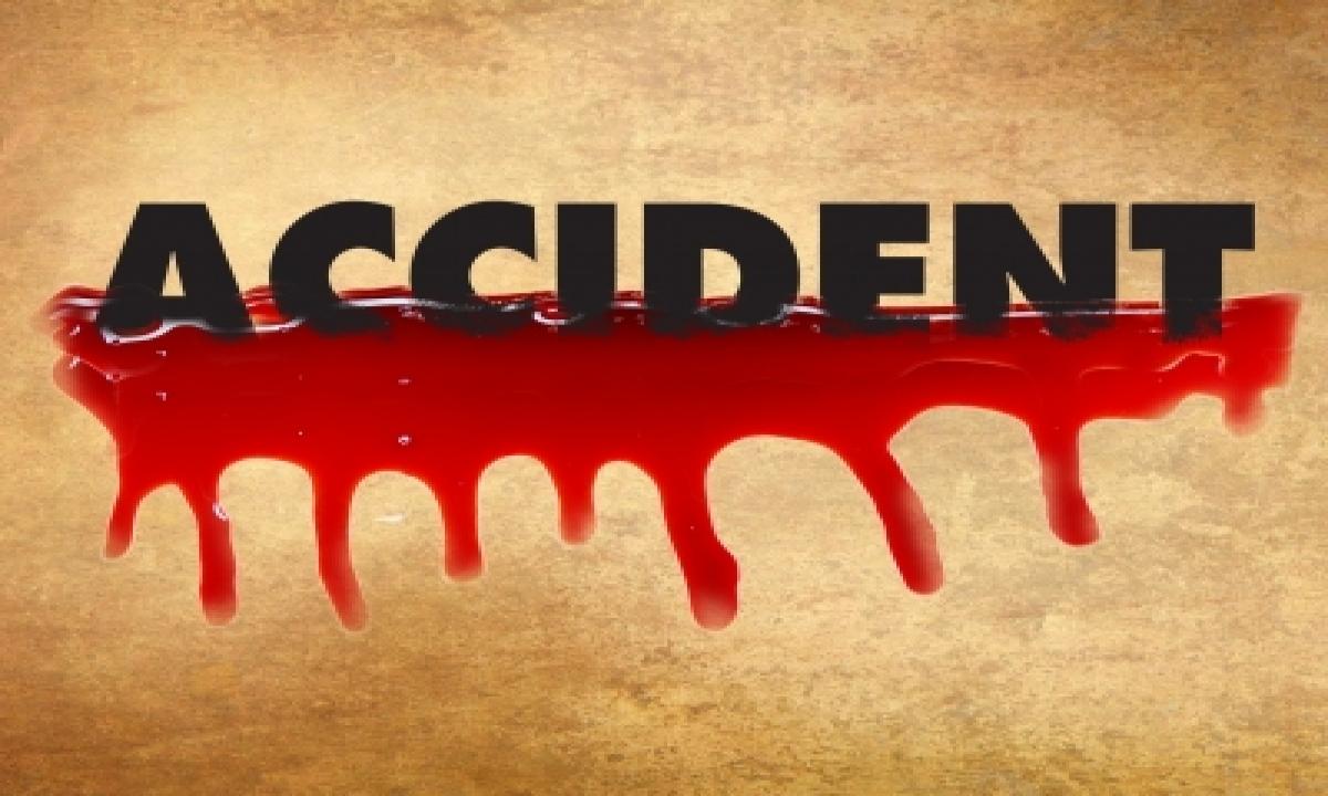 Telangana: Eight Killed In Three Road Accidents-TeluguStop.com