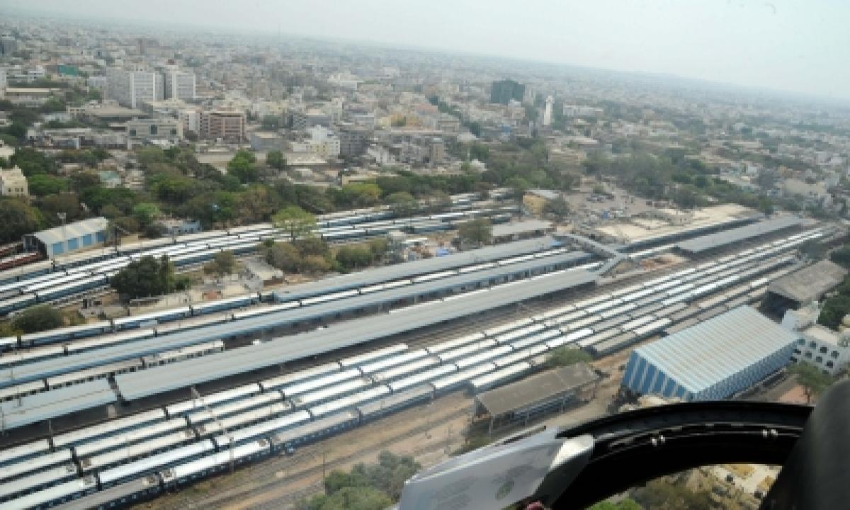 Telangana Revises Land Rates Up To 50%-TeluguStop.com
