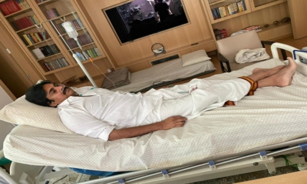 Telugu Actor-politician Pawan Kalyan Tests Covid Positive-TeluguStop.com
