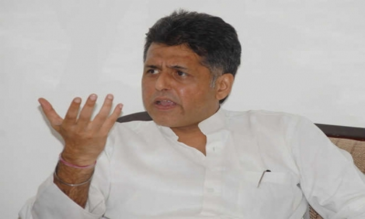 Tewari Seeks Clarification From Govt On Us Asking India For Use Of Airbase-TeluguStop.com