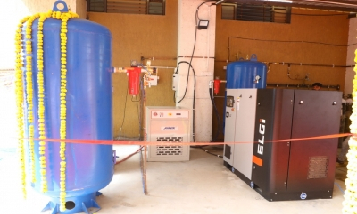 T'gana Directs Pvt Hospitals To Install Oxygen Plants-General-English-Telugu Tollywood Photo Image-TeluguStop.com
