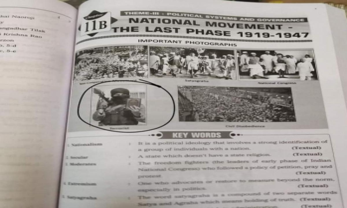 T'gana Govt Urged To Delete 'islamophobic' Content From School Textbook-TeluguStop.com