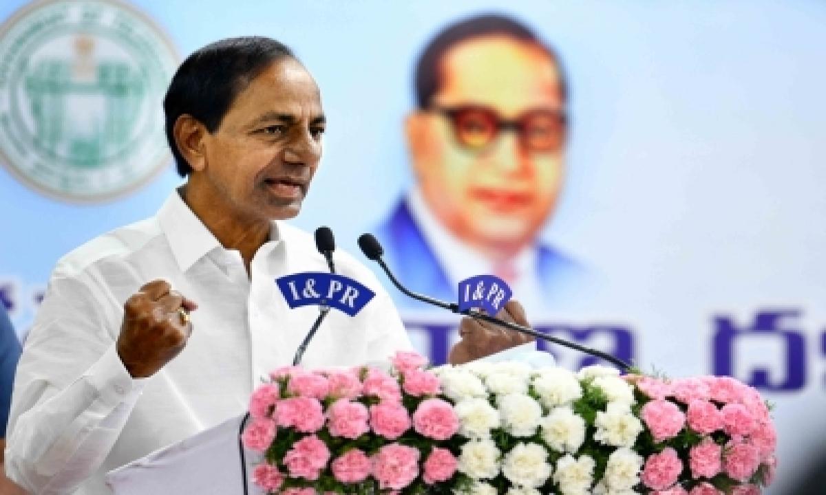 T'gana's Huzurabad To Be Test Ground For Kcr's Dalit Bandhu Scheme-TeluguStop.com