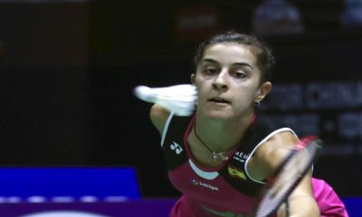 Thailand Open Badminton: Axelsen, Marin Through To Finals-TeluguStop.com