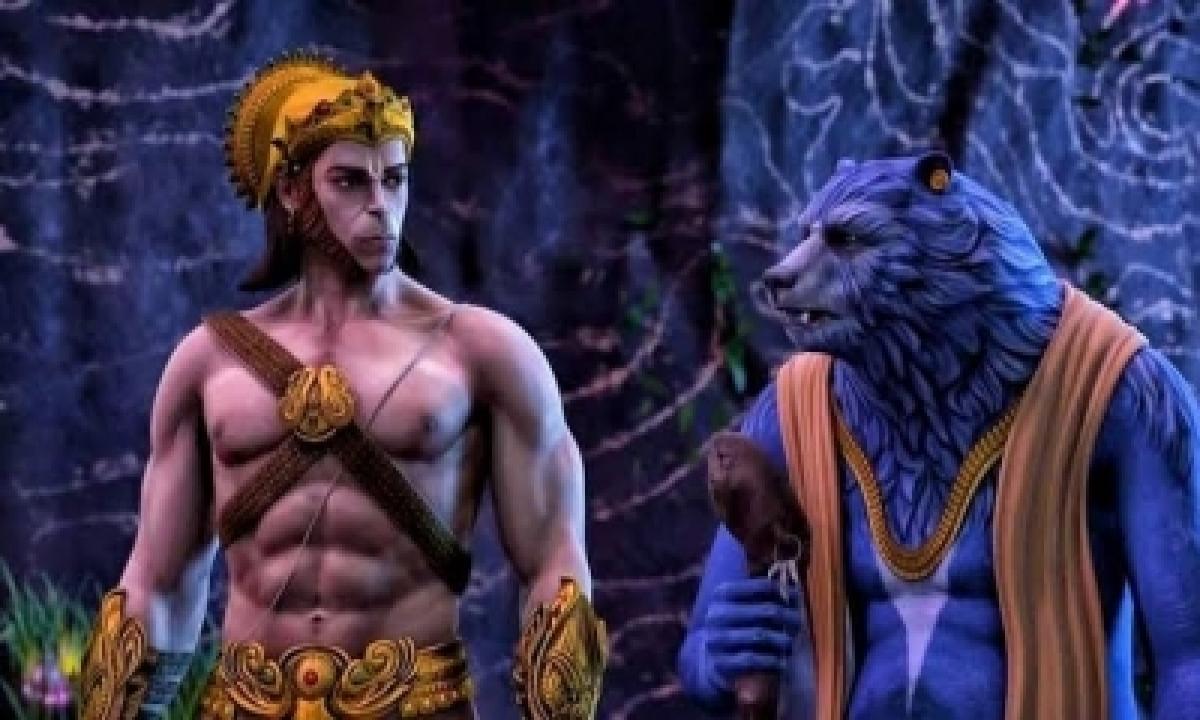 'the Legend Of Hanuman Season 2' To Release Digitally On Aug 6-TeluguStop.com