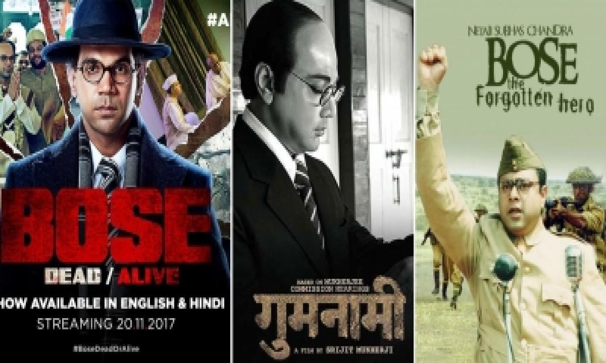 TeluguStop.com - The Legend Of Netaji On Screen