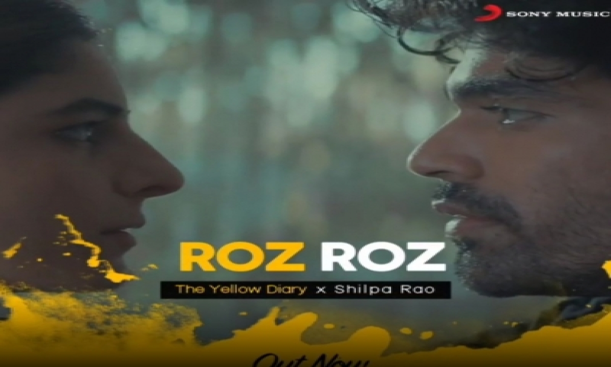 The Yellow Diary, Slow Cheeta Give 'roz Roz' Hip-hop Makeover-TeluguStop.com
