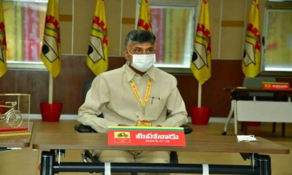 Tirupati Bypoll Most Dubious, Undemocratic In Ap: Tdp-TeluguStop.com