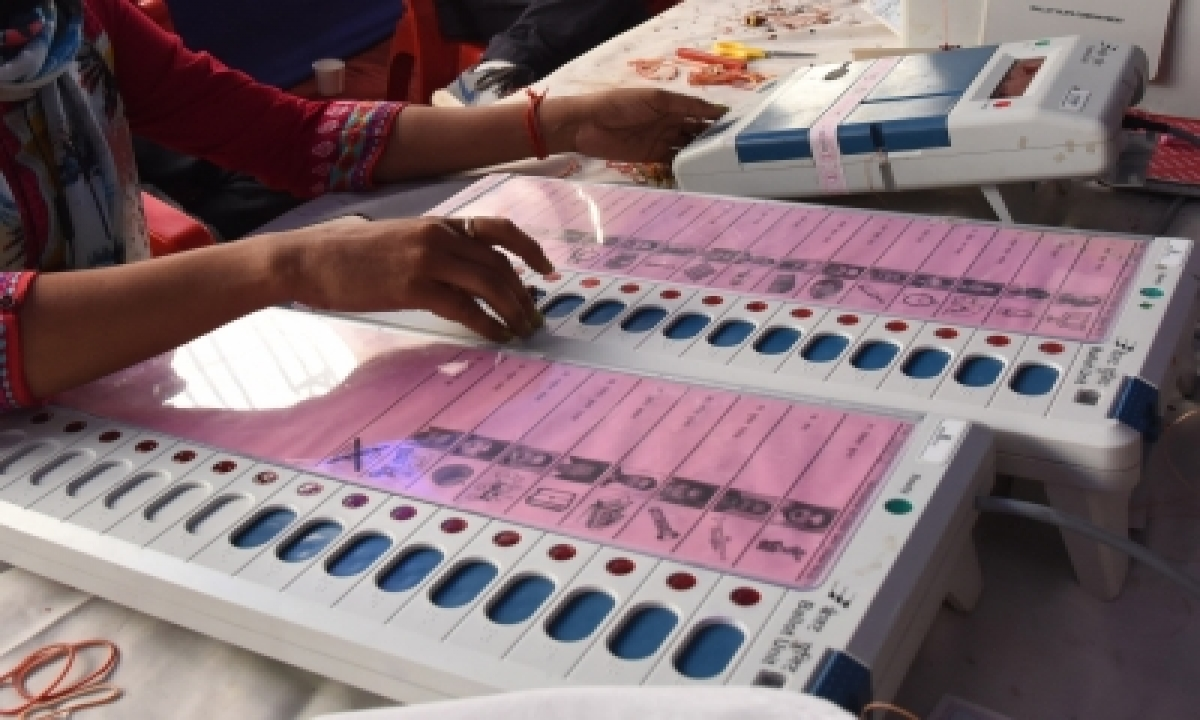 Tirupati Ls By-poll Starts Off On Smooth Note-TeluguStop.com
