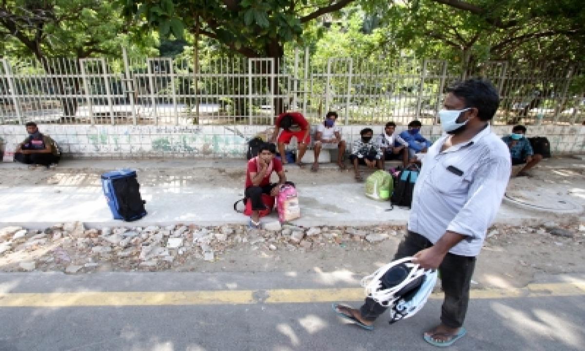 Tn Businessmen Fear Migrant Exodus As Covid Cases Mount-TeluguStop.com