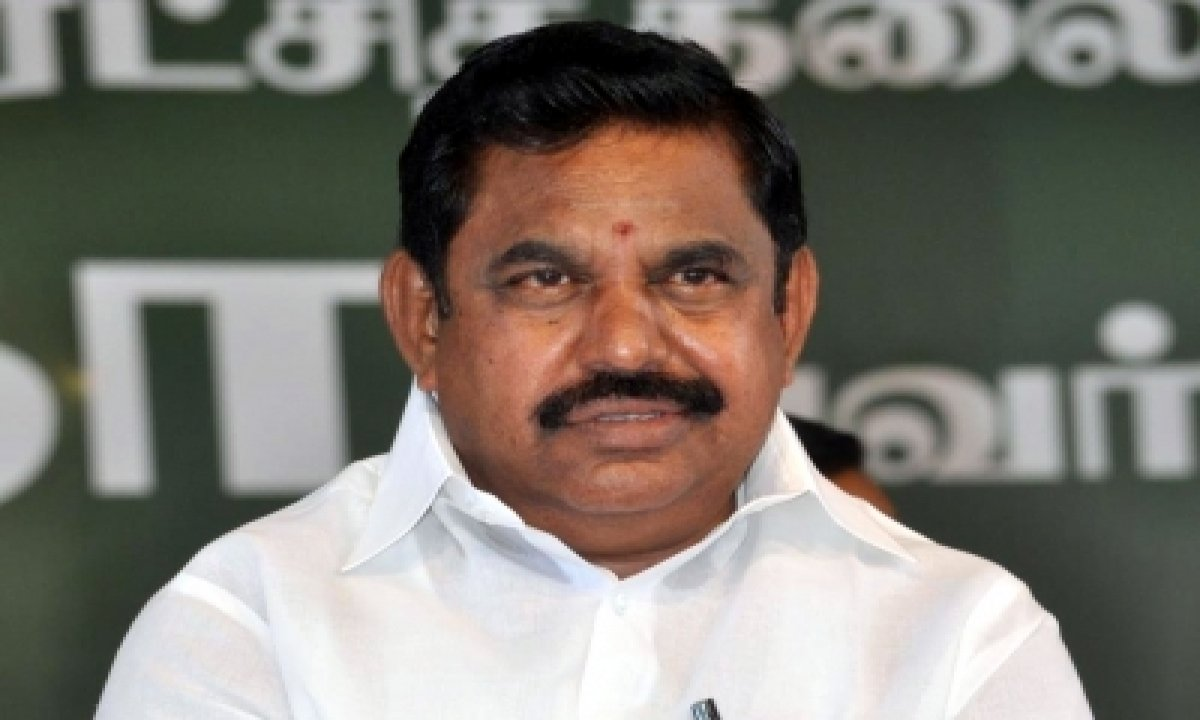 Tn Guv, Cm Wish People On Ugadi-TeluguStop.com