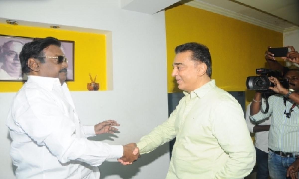 Tn Politics To Revolve Around Ideologies Not Just Personalities-TeluguStop.com