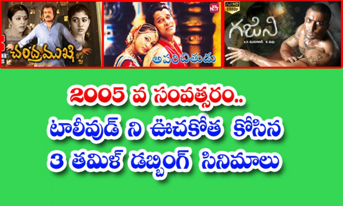 Tamil Dubbing Movie Top Hits In 2005 In Tollywood-2005 వ సంవత్సరం.. టాలీవుడ్ ను ఊచ కోత కోసిన 3 తమిళ్ డబ్బింగ్ సినిమాలు-Movie-Telugu Tollywood Photo Image-TeluguStop.com