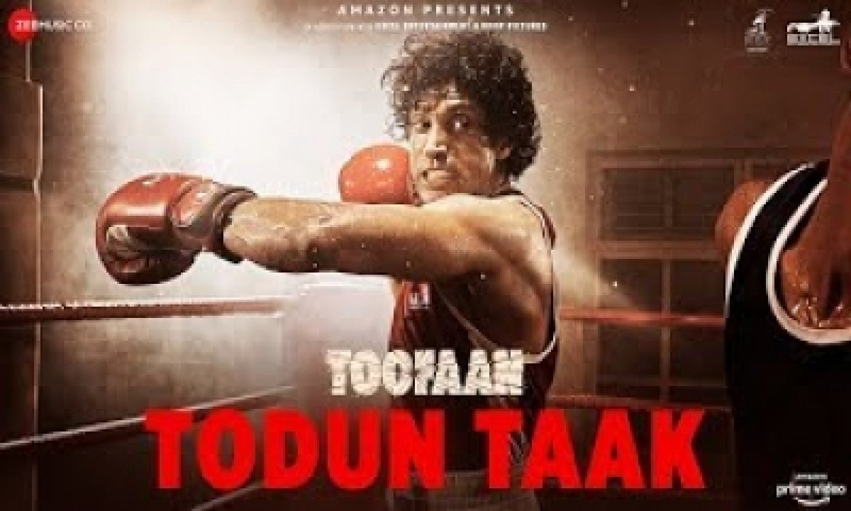 'toofaan' Leads The Race As Amazon Prime's Most Watched Hindi Film In 2021 (ld)-TeluguStop.com