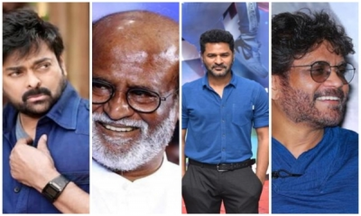 Top Names Of North And South Co-star In Mega Projects-TeluguStop.com