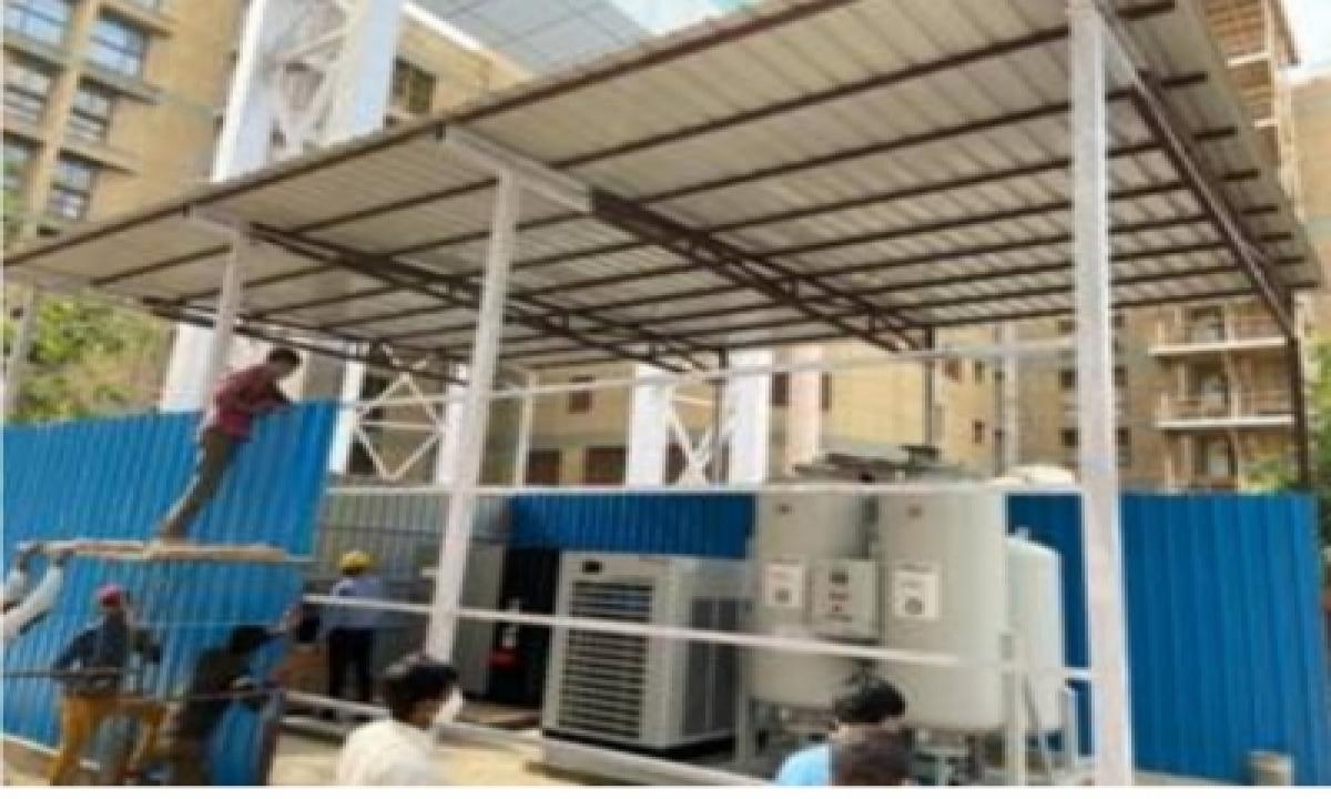 Torrent Donates 50 Medical Oxygen Plants-TeluguStop.com