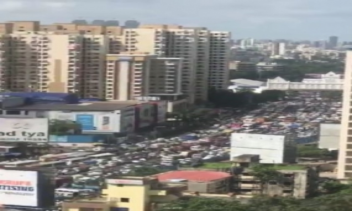 Traffic Congestion In Mumbai, Bengaluru Nosedives In 2nd Covid Wave (lead)-TeluguStop.com