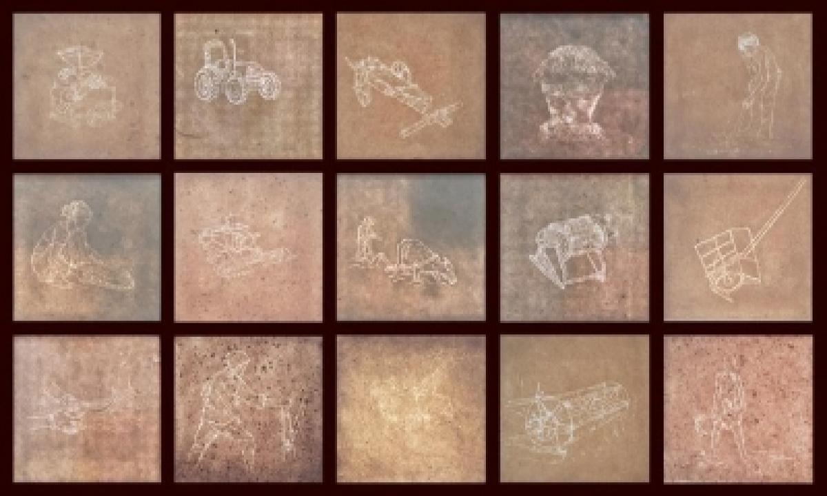 Tripura-born Artist Brings Visuals From The State To Delhi Exhibition-TeluguStop.com