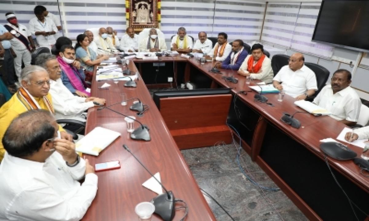 TTD To Build Temples In Mumbai, Varanasi-General-English-Telugu Tollywood Photo Image-TeluguStop.com
