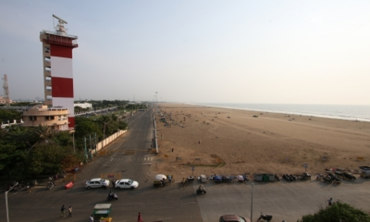 Two More India Beaches Get 'blue Flag' Tag, Total Now 10-TeluguStop.com
