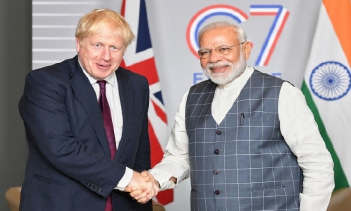 Uk Invites Pm Modi For G7 Summit-TeluguStop.com