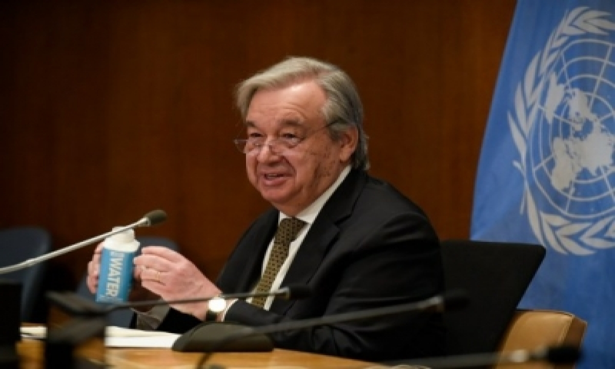 Un Chief Applauds Imf, World Bank Measures To Address Covid-related Debt Crises-TeluguStop.com