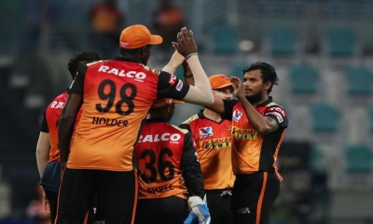 Under New Captain Williamson, Srh Face Rr (preview: Match 28)-TeluguStop.com