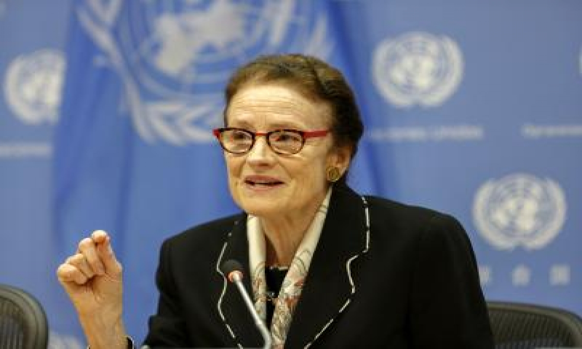 Unicef Head Calls For Simplifying Covid Vax Intellectual Property Rights-TeluguStop.com