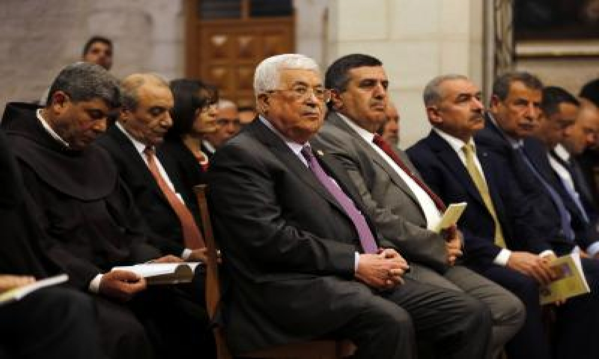TeluguStop.com - Unsc To Discuss Abbas's Initiative To Hold Int'l Peace Conference
