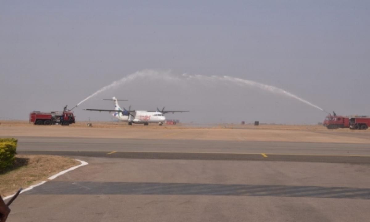 Us-based Interups Picks 49% Stake In Regional Airline Trujet-TeluguStop.com