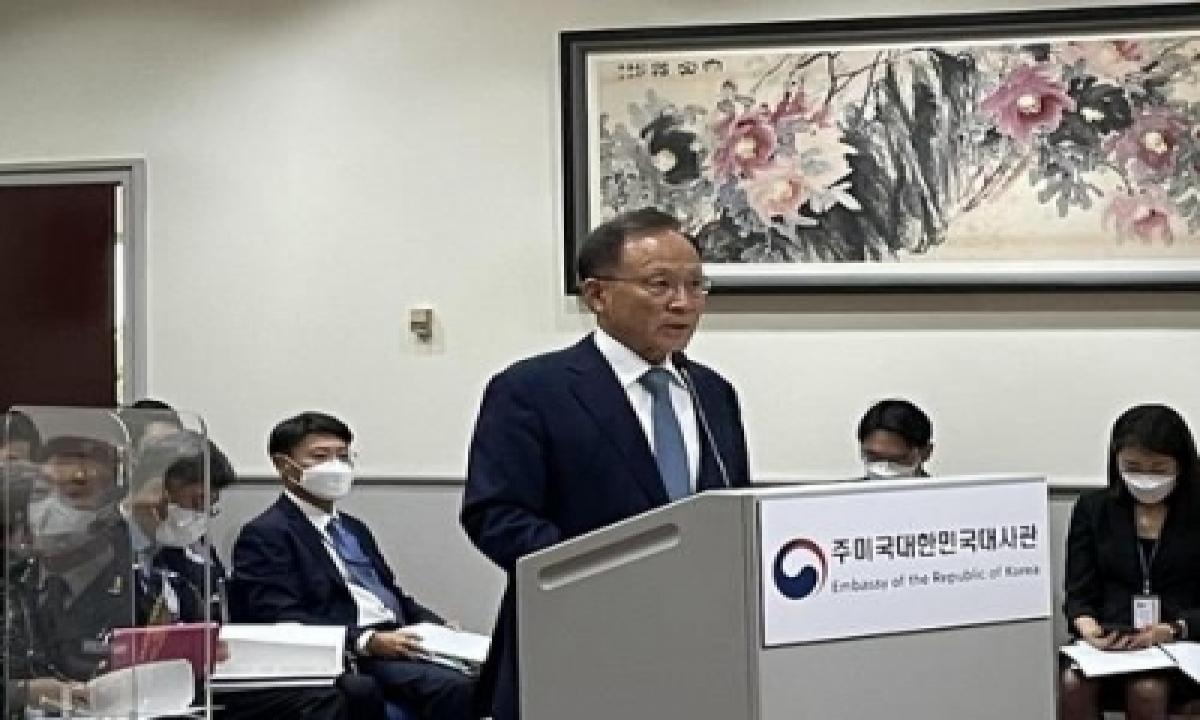 'us, S.korea Working To Restart Dialogue With Pyongyang' – International,politics-TeluguStop.com